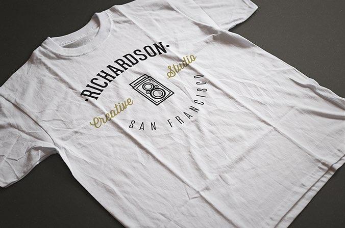 фотореалистичный мокап футболки. t-shirt mockups