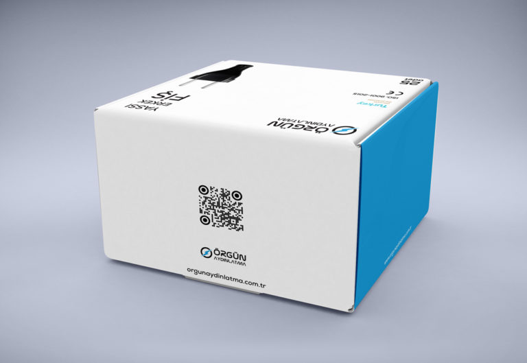 Мокап картонной коробки. cardboard box mockup