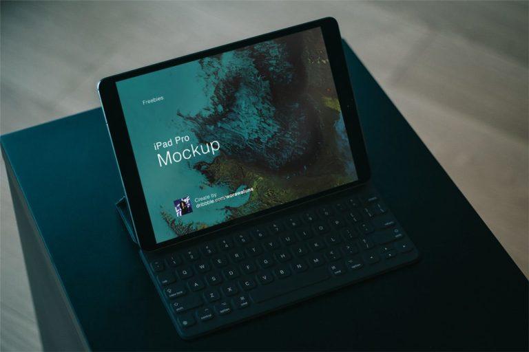 Mockup iPad Pro. Мокап iPad