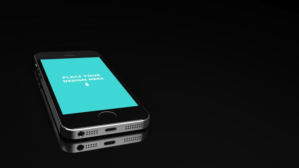 Мокапы iPhone SE