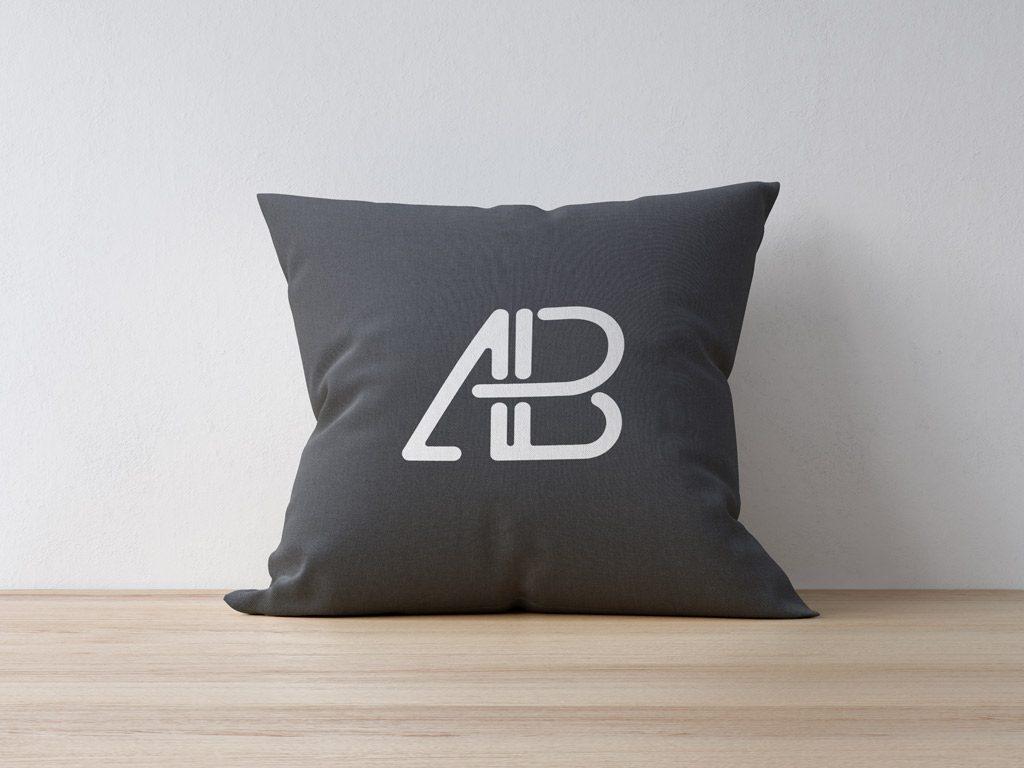 Мокап подушки. pillow mockup