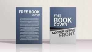 Mockup книги. Book Mockup