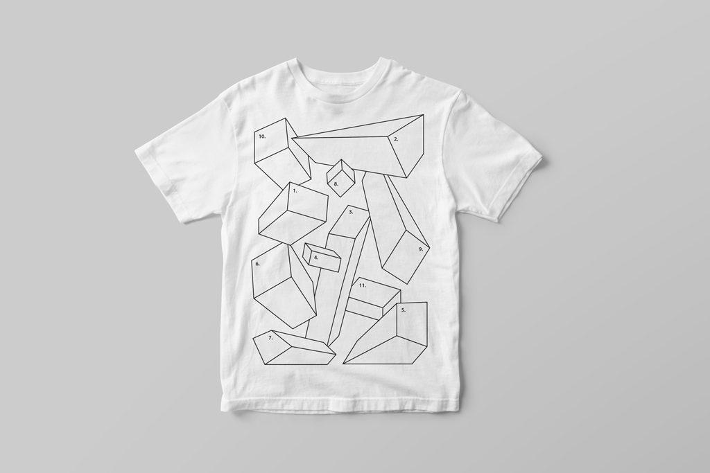 PSD mockup футболки