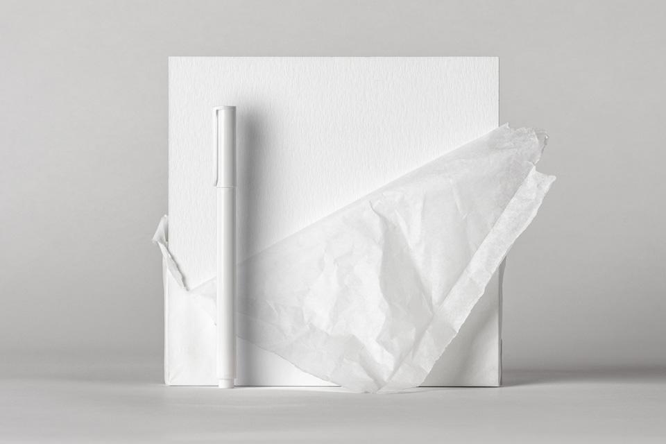 Мокап открытки. invitation card mockup