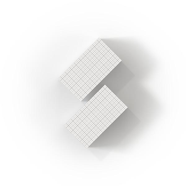 PSD мокап стопок визиток. business cards mockup