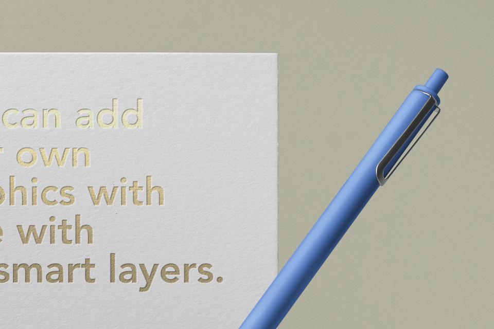 PSD Мокап бланков. simple branding paper mockup