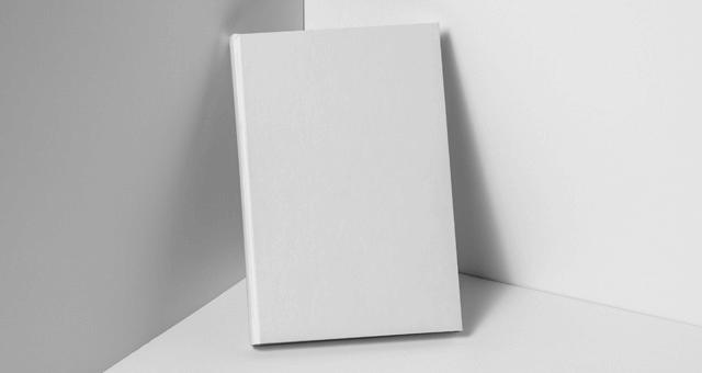 PSD мокап книги