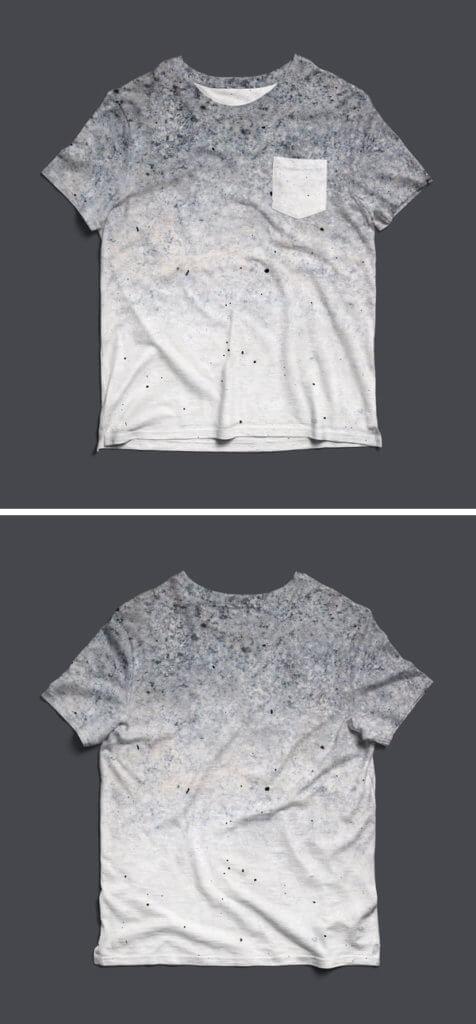 Mockup футболки