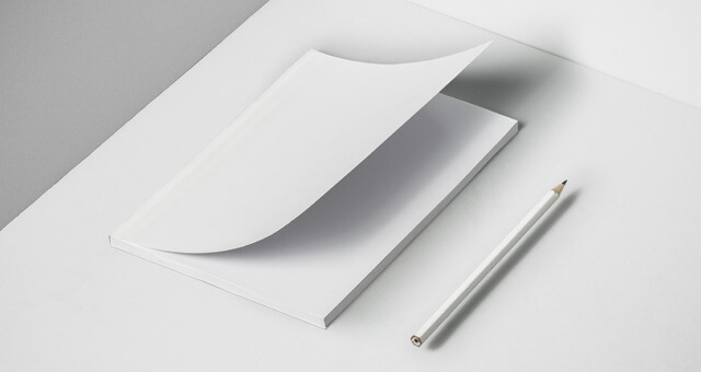 мокап журнала формата А5